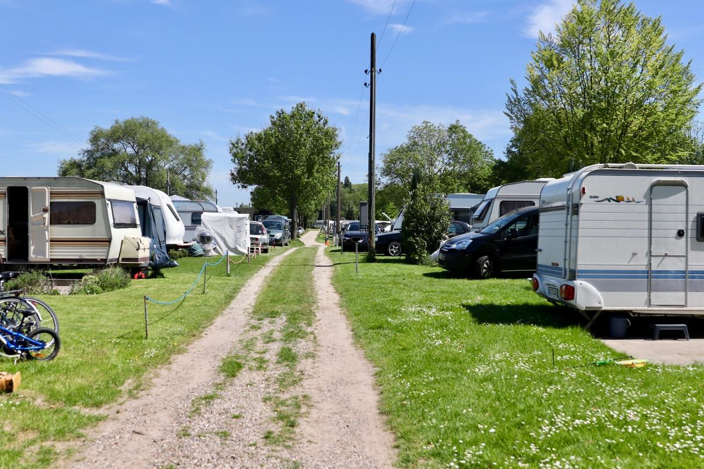 Campingplatz Köln Rodenkirchen